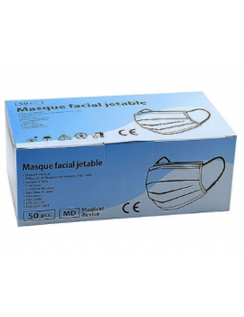 Masques facial jetable...